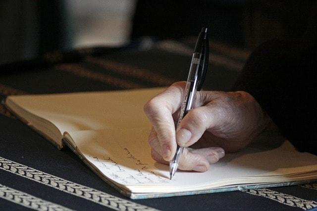 writer-write and inspire, speak life