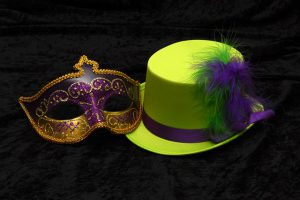 mask and hat - - Making love last a lifetime