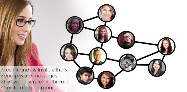 B-social network